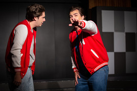 Mark Whittaker as Kurt and Adam Pether a