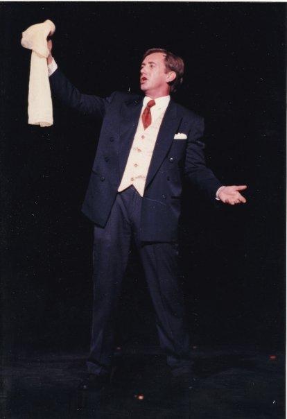 Martin Allen as Julian Marsh