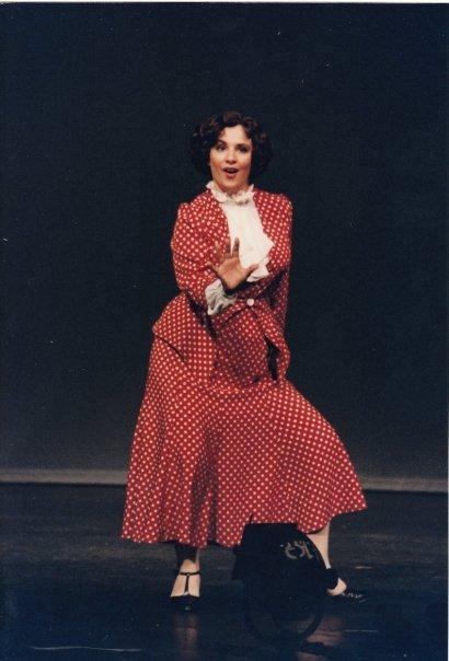 Victoria Kersh as Maggie