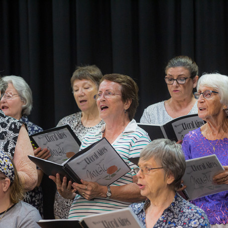 ChoralAires present Australia In Song