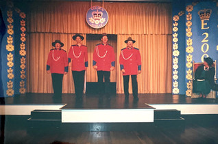 2002 Theatre Restaurant_Mounties - Brian