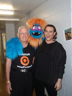 Mickey G and Brian and Trekkie.jpg