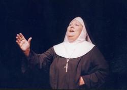 SOM99 50 - Sandra Voss as Mother Abbess.