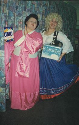 TR96 05 - Soap Opera Claire Price and Sa