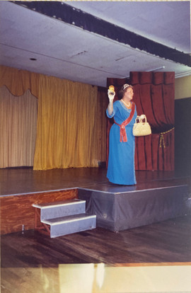 1991 Theatre Restaurant_TR91 - Val Peter