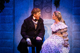 Alex Thomas as Jean Valjean and Sophie R