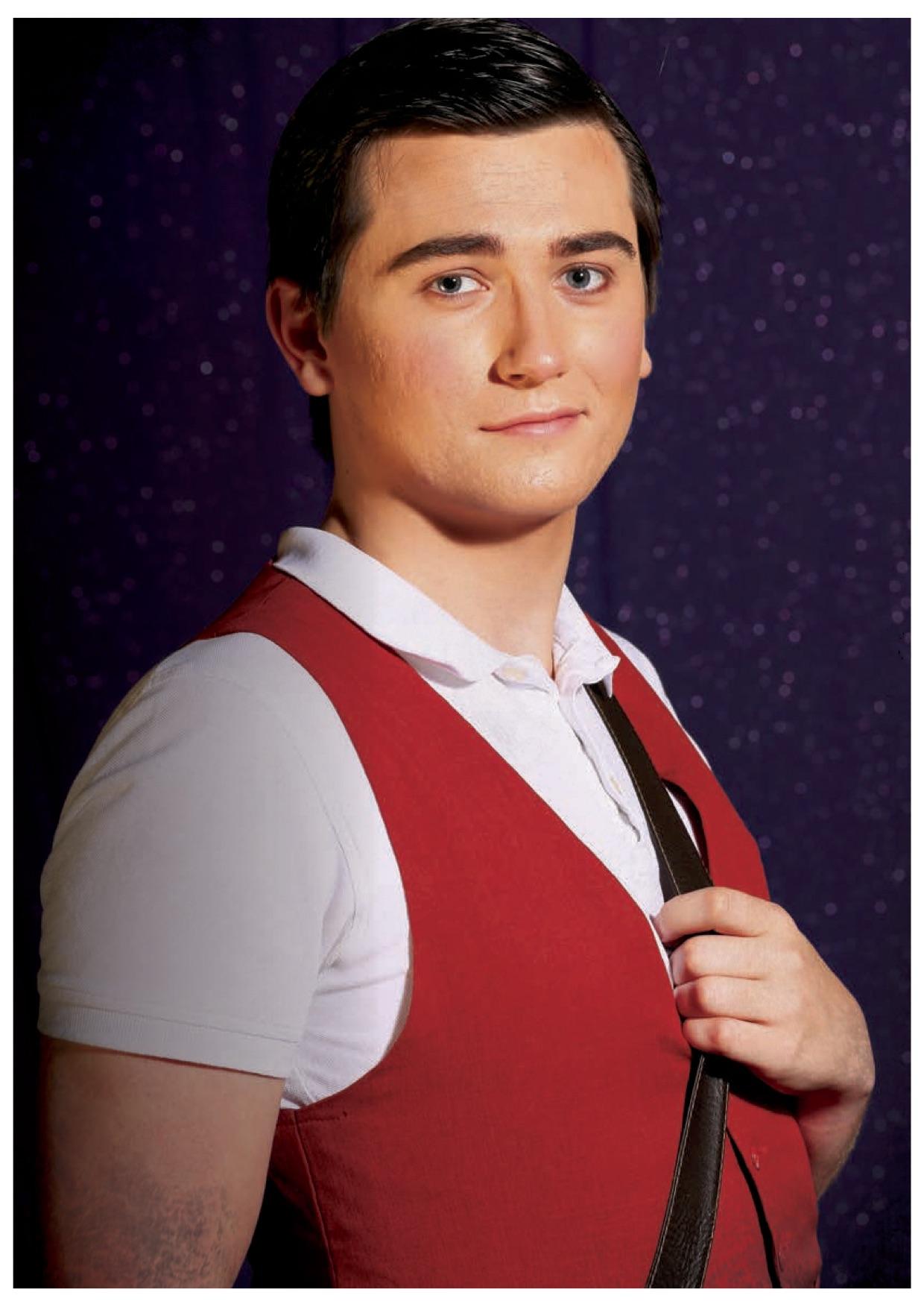 Brady Cronin as Fiyero
