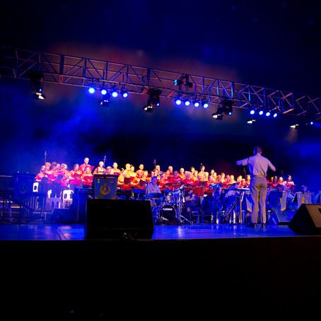 Choir gets festive! Carols by Candlelight 2018