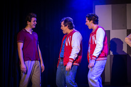 Swordfight - Dan Kelso, Adam Pether and