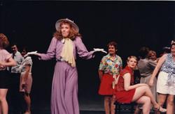 Katrina Sayce as Peggy