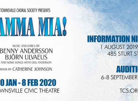 MAMMA MIA INFORMATION NIGHT