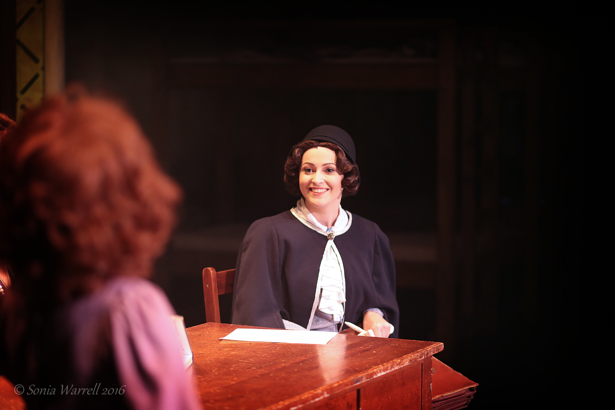 Nina Lippman as Grace