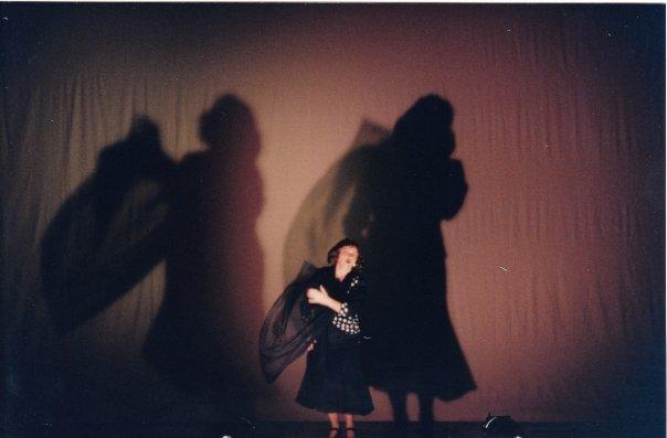 Julie Adamson as Dorothy