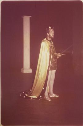 Camelot 1972_Eddie Learner as King Arthu