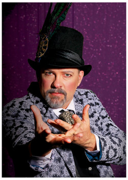 Patrick Higgins as The Wizard