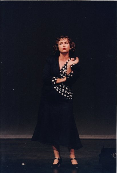 Julie Adamson as Dorothy