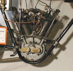 Alcyon 1300 cc Course 1905 Chapleur