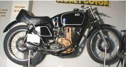 AJS 7R  1951 Chapleur