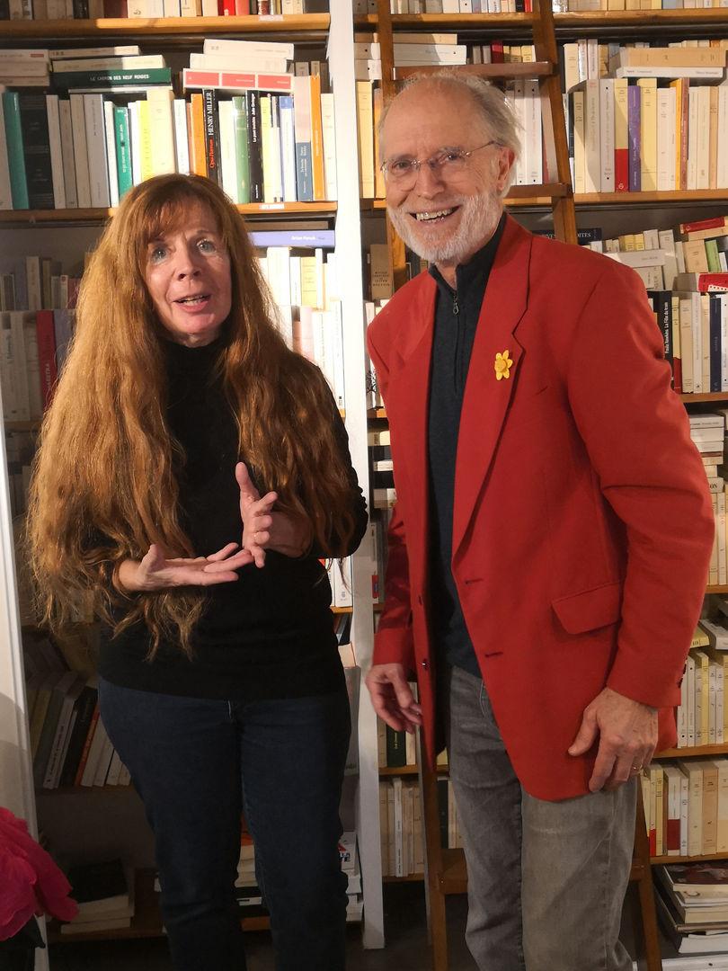 Martine et Franc Loup