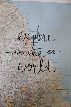 Explore black