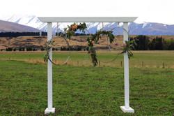 Arch $100 Steel Hoops $5 each