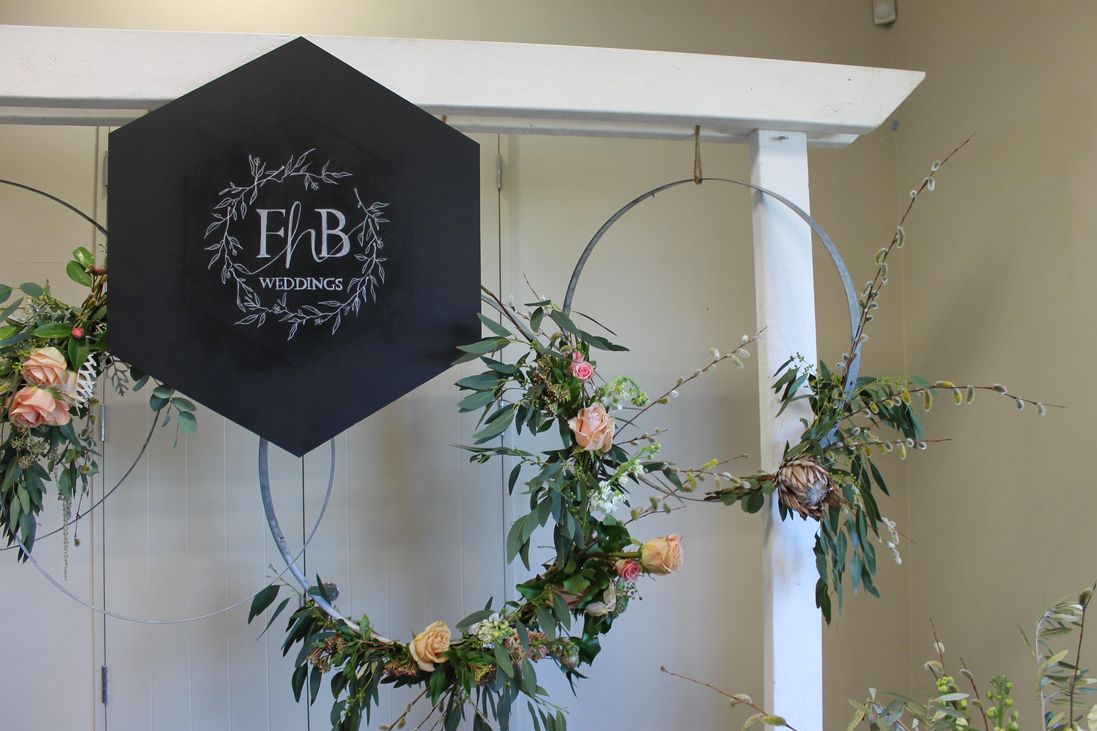 Farmhouse Boutique Blackboard
