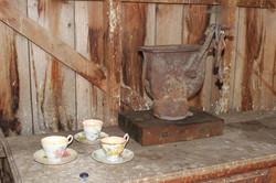 teacups $3
