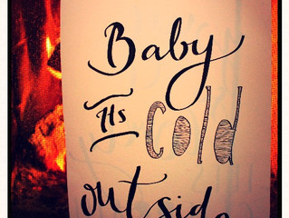 Winter has hit!!!
