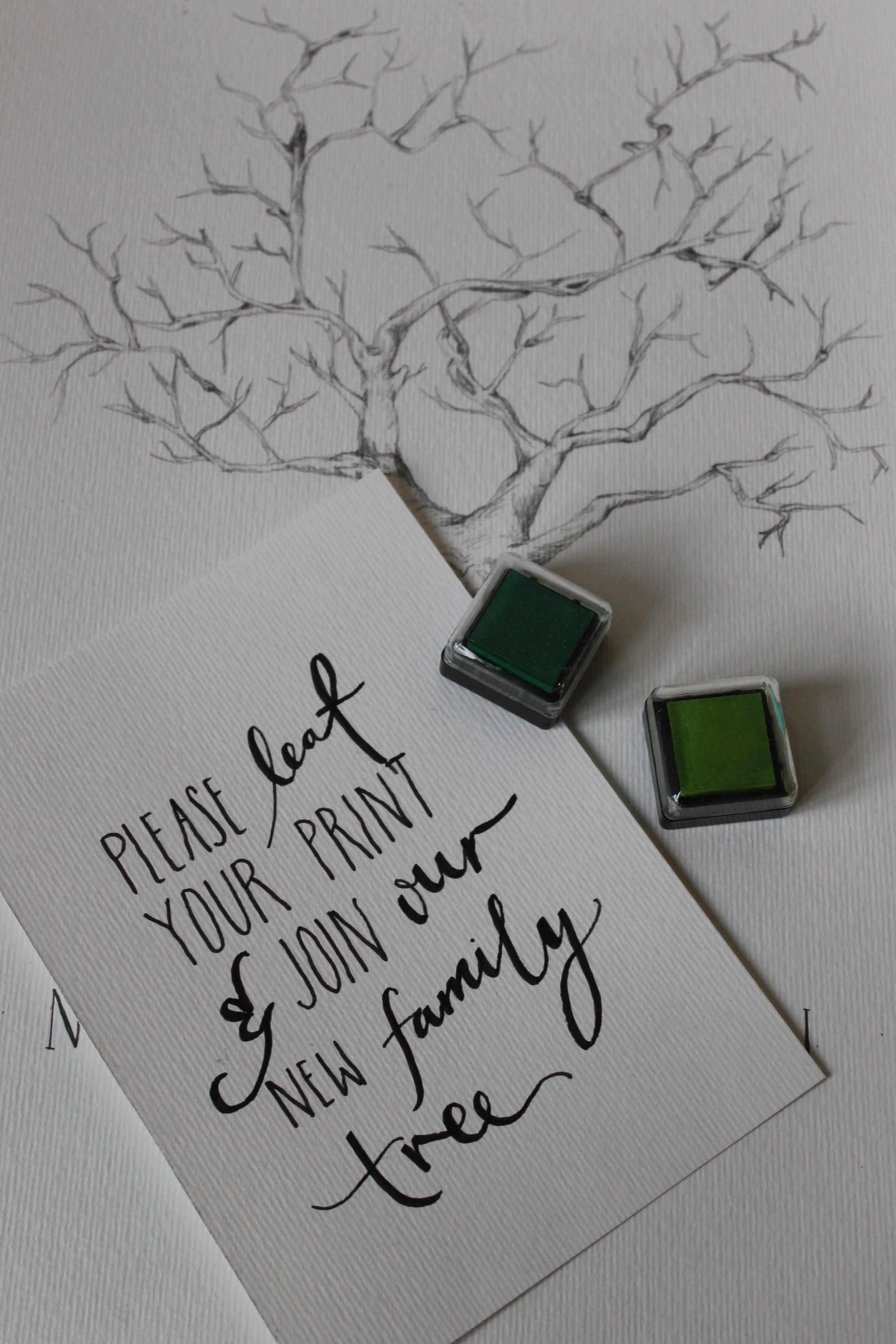fingerprint tree kits