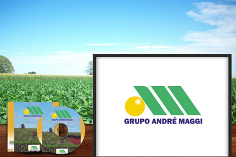 Branding Grupo André Maggi