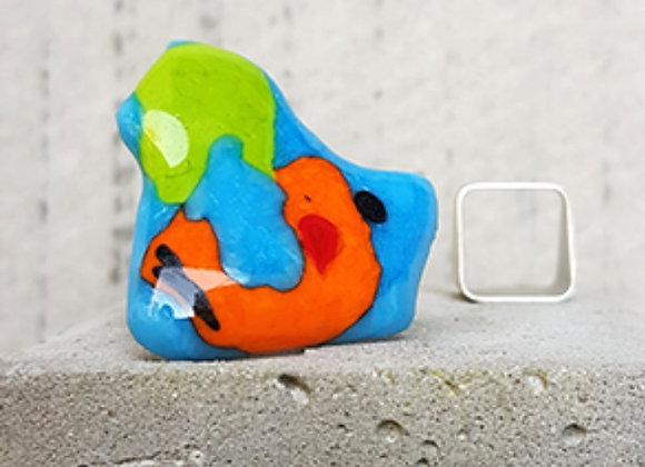Anel Surrealista da Coleção Miró
