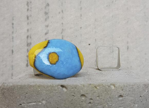 Anel exclusivo da Coleção Miró
