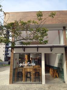 Branding Gerlarteria - Gelato, café e arte