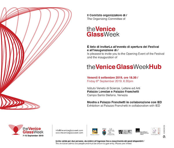 INVITO_The Venice Glass Week 2019 (1).jp