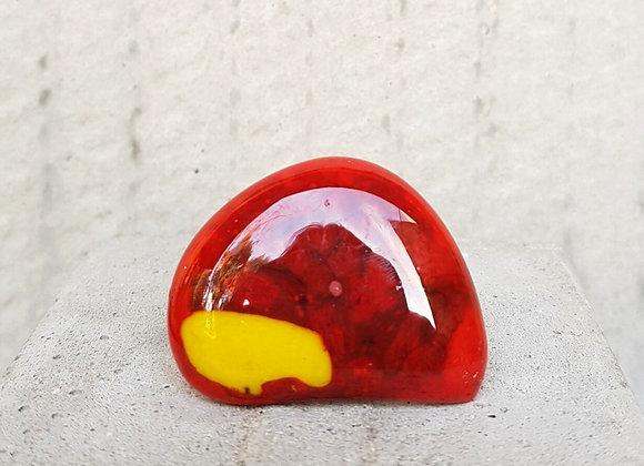 Anel Vermelho da Coleção Miró