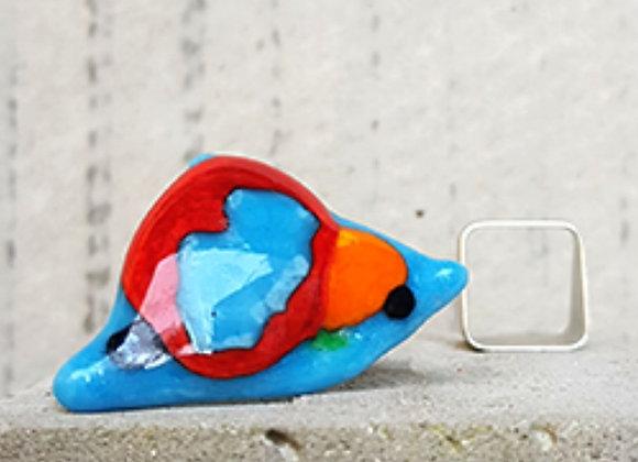 Anel Coleção Miró da Designer Désirée Sessegolo