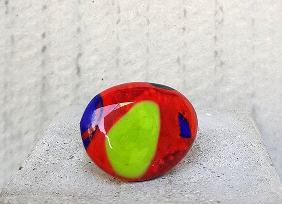 Anel Exclusivo da Coleção Miró de Jóias