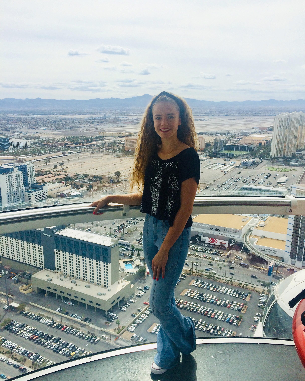Gabriela em Las Vegas
