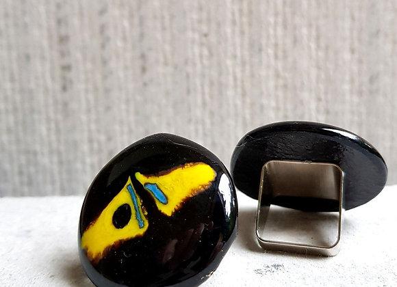 Anel Coleção Miró da Designer brasileira Désirée Sessegolo