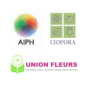 AIPH, CIOPORA and Union Fleurs Call for Reason and Fairness Regarding Payments of Royalties in 2020