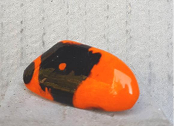 Anel com design exclusivo da Coleção Miró de Acessórios de Moda feito manualmente em vidro reciclado
