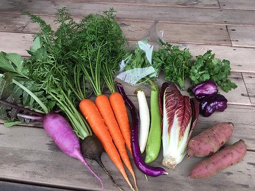 オリーブ農家の野菜セット M/Olive Farmer's Vegetable Box M