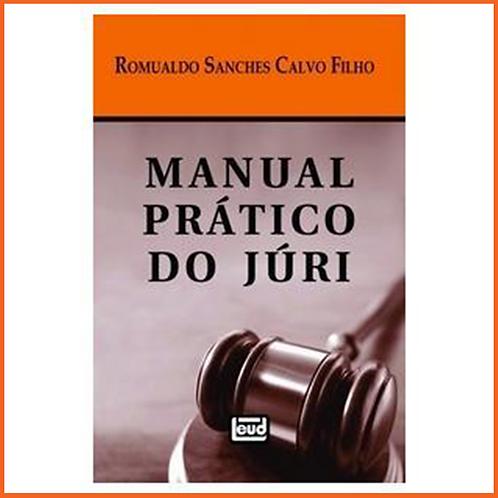 Livro - Manual Prático do Júri