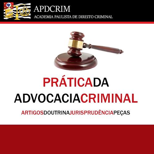 Apostila - Prática da Advocacia Criminal