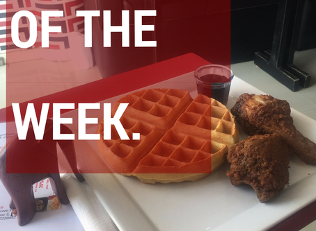 Restaurant of The Week – Micos Chicken & Waffles