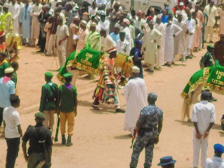 From The Horse's Mouth | Ibinabo Unravels Katsina State