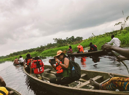 From The Horse's Mouth   Naija Nomads Unravels Epe Mangroves