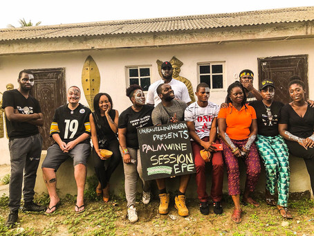 Palmwine Vibes | Trip Review