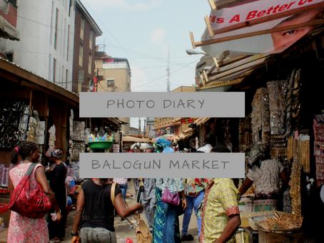 Photo Diary | Balogun Market