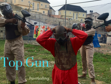 Top Gun | Paintballing